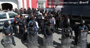 Investigan a 17 agentes municipales tras toma de control de Ciudad Serdán