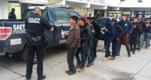 PF rescata a más de 50 migrantes en la Amozoc-Teziutlán