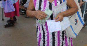 Beneficiarios de 65 y Más que no recibieron pago deben ir a Sedesol