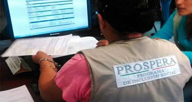 Morena exige investigar uso electoral de Prospera en Eloxochitlán