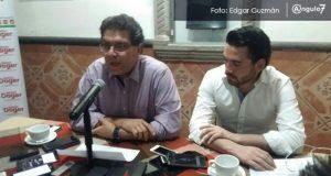 Puebla, de los estados que definirá elección de julio: Ríos Piter.