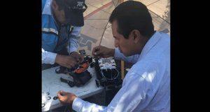 En Mayorazgo, roban cables de cobre y cortan fibra óptica de Telmex