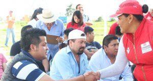 Prometo velar por trato justo a transportistas: Rosario Sánchez