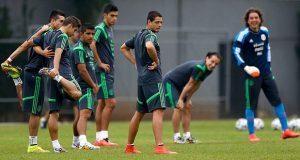 Jugadores del Tri organizan fiesta con scorts a 9 días del Mundial
