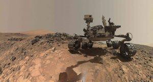 Gran tormenta de polvo deja sonda Opportunity sin pila en Marte