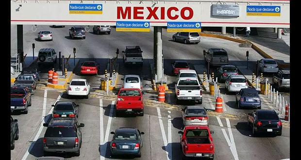 EU instalará sistema de reconocimiento facial en frontera con México