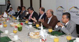 Empresarios tendrán representatividad en gobierno: Víctor Gabriel