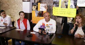 Víctor Gabriel propone censar mascotas y crear Centros de Adopción
