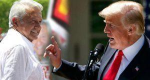 Trump y AMLO conversan sobre Tlcan y seguridad fronteriza