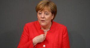 Canciller de Alemania felicita a AMLO y le sugiere reunirse pronto