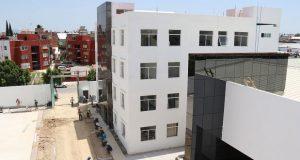 """Casa del estudiante """"Hermanos Serdán"""", con avance de 90%: Antorcha"""