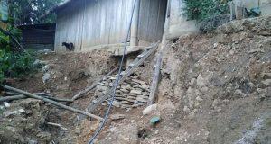 Protección civil aún no repara casas en 4 municipios, acusan