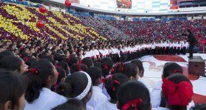 Antorcha convoca al 1er Concurso Nacional de Coros en Huitzilan