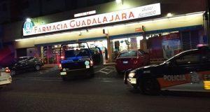 Tras balacera en Zavaleta, detienen a tres presuntos asaltantes