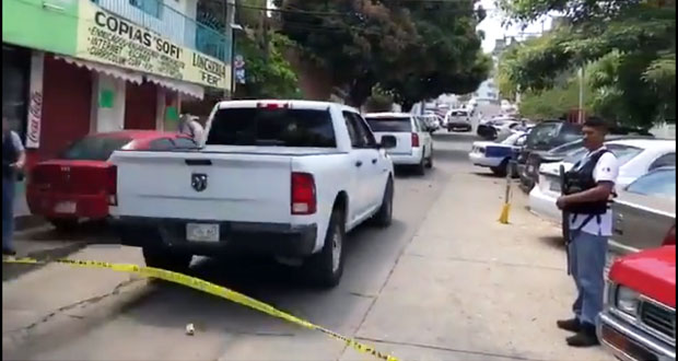 Ataque armado a Fiscalía de Guerrero deja un muerto y un detenido