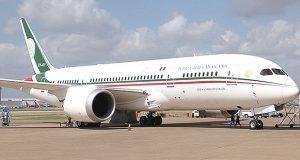 Por vez primera falla avión presidencial de 7mdd y EPN usa otro