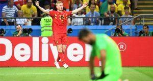 Bélgica y Francia pasan a semis; el Mundial se queda sin americanos