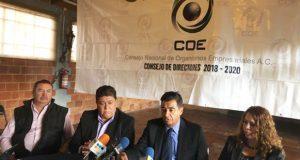 Seguridad debe ser prioridad en proceso de entrega-recepción: COE
