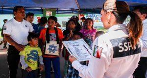 Ssptm difunde cultura de la legalidad en curso infantil de verano