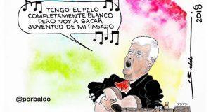 Caricatura: Gobernar como si tuviera 12 años menos: AMLO