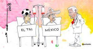 Caricatura: La resaca postelectoral
