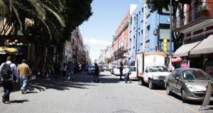 4 calles del CH se abrirían al transporte público ligero: Banck