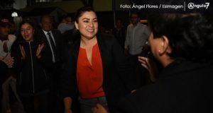 Claudia Rivera asegura que va contra aviadores del ayuntamiento
