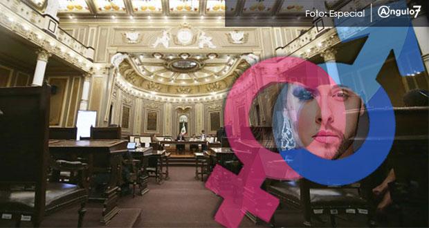 """Buscarán que nueva Legislatura """"destrabe"""" ley para cambiar identidad de género"""