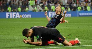 Croacia supera a Inglaterra y jugará la final contra Francia