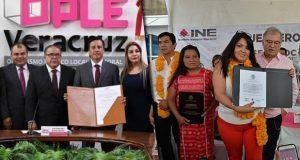 Gubernatura para Cuitláhuac García y senaduría para Nestora Salgado