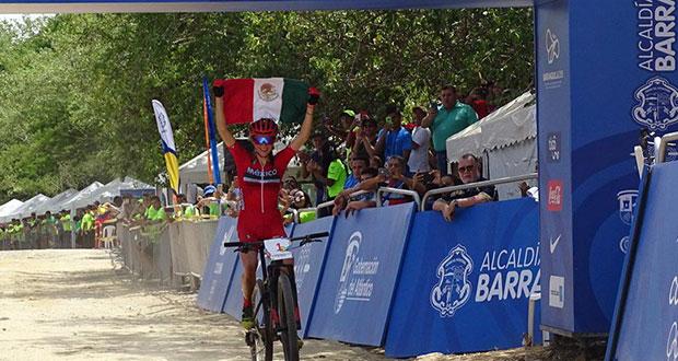 México salta al primer lugar en medallero d Juegos Centroamericanos