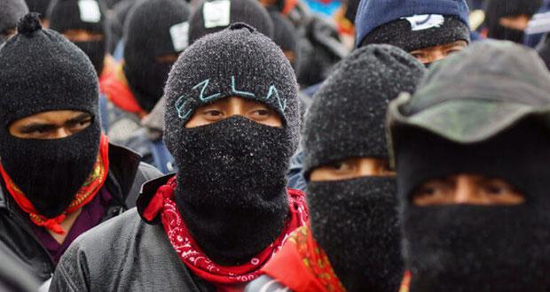 """Con AMLO no habrá cambio; es """"más de lo mismo"""", asegura EZLN"""