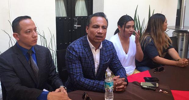 Diputado acusado de violencia familiar denuncia anomalías en proceso