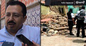 A 10 meses del sismo, apenas 16% de casas con daño total se ha reconstruido