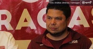 Anuncia Biestro que dejará dirigencia de Morena para ser diputado local