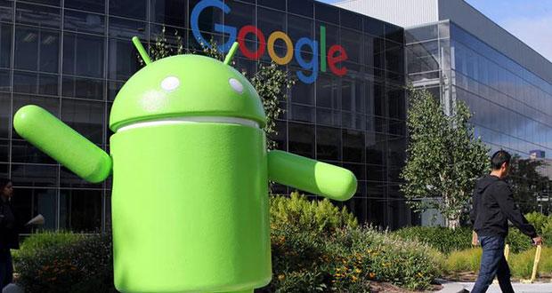 """En Europa, imponen multa record a Google por """"mal uso"""" de Android"""