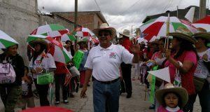 Gustavo Sánchez, virtual alcalde electo de Santa Inés Ahuatempan