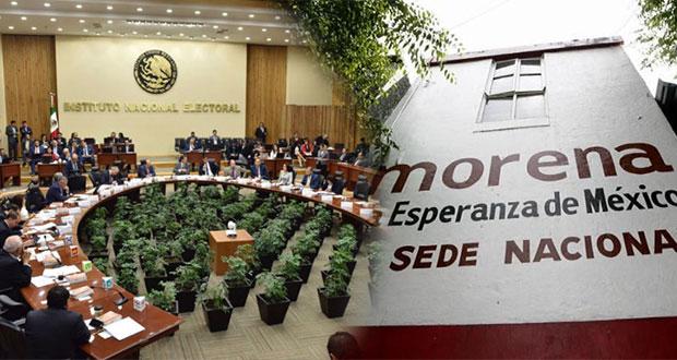 En 2019, cuadruplicarían recursos a Morena