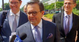 México y EU buscan lograr acuerdo de Tlcan en agosto: Guajardo