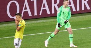 Inglaterra supera por penales a Colombia y avanza a cuartos