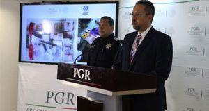 PGR detiene a 23 por robo de gasolina en Puebla y Estado de México