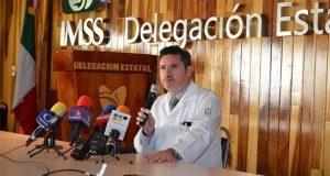 IMSS recomienda prevenir enfermedades por picadura de mosquitos
