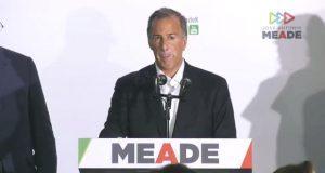 INE señala que AMLO ganaría Presidencia con 44.4% de votos
