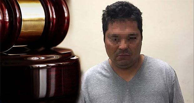 Vinculan a proceso a presunto feminicida de niña en Nuevo León