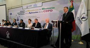 Discapacitados deben ser sujetos de derechos y obligaciones: CNDH