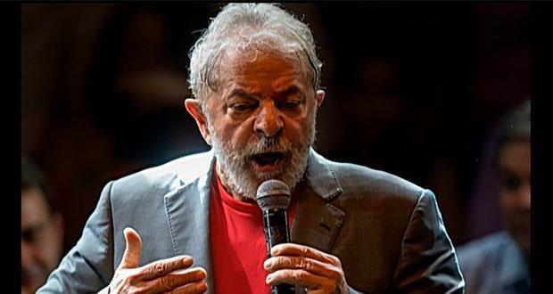 En Brasil, juez anula sentencias contra expresidente Lula da Silva