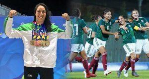 México supera las 200 medallas en Juegos Centroamericanos
