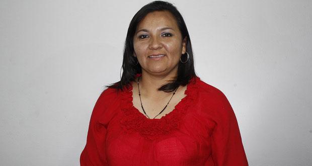 Dan constancia de edil electa de Cañada de Morelos a Lourdes Carrera