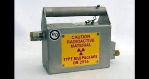 Roban fuente radiactiva en CDMX