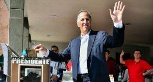 Luego de emitir su sufragio, Meade exhorta a los mexicanos a votar